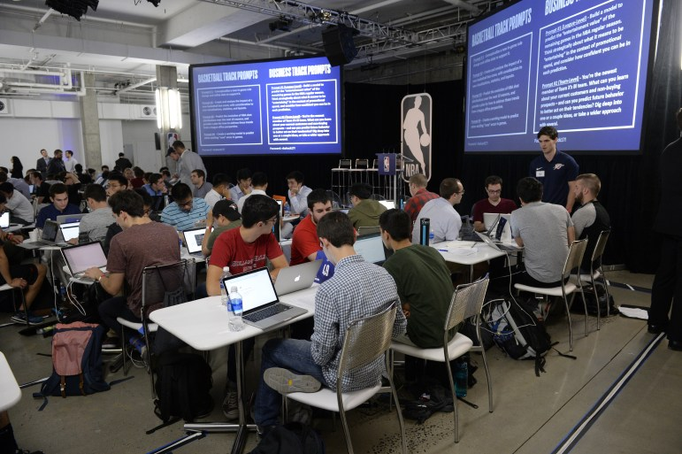 IBM campus recruiting week