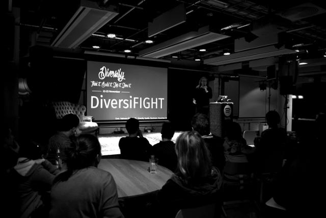 Spotify - Diversify
